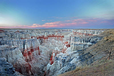 Photograph - Coal Mine Mesa Sunset by Jeff Brunton