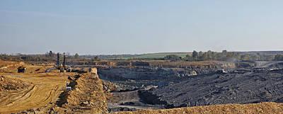 Photograph - Coal Mine by Sandy Keeton