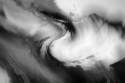 Painting - Coalescence by John WR Emmett