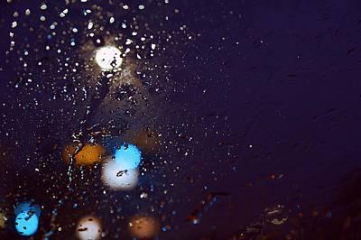 Coarse Bokeh Rain Original