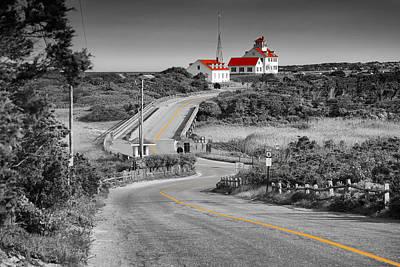 Cape Cod Mass Photograph - Coast Guard Beach by Dapixara Art