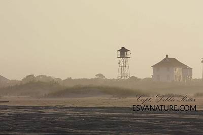 Photograph - Coast Guard Station by Captain Debbie Ritter