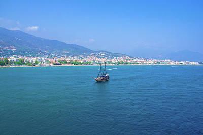 Photograph - Coast Of Alanya by Sun Travels
