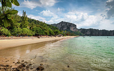 Lanta Photograph - Coast Of Ko Lanta by Adrian Evans