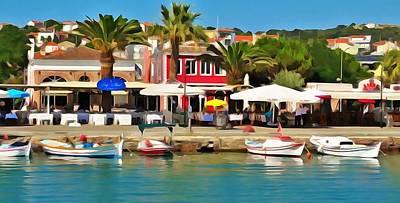 Photograph - Coast Of Turkey by Lisa Dunn