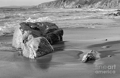 Photograph - coast seascape - Oregon Beach by Sharon Hudson