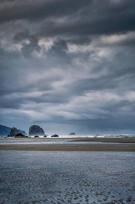 Photograph - Coastal Blue by Don Schwartz