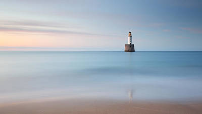Photograph - Coastal Blues by Grant Glendinning