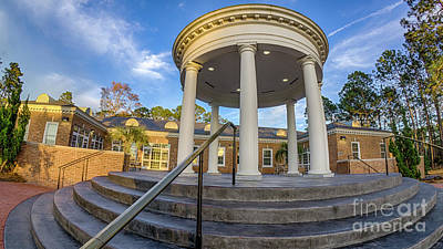 Photograph - Coastal Carolina University 2 by David Smith