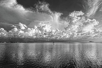 Photograph - Coastal Clouds 2 by HH Photography of Florida