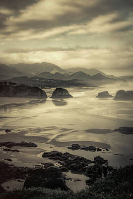 Photograph - Coastal Dawn by Don Schwartz