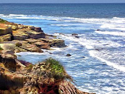 Photograph - Coastal Dream by Cedric Hampton