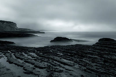 Photograph - Coastal Fog by Jonathan Nguyen