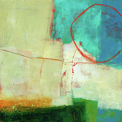 Painting - Coastal Fragment #7 by Jane Davies