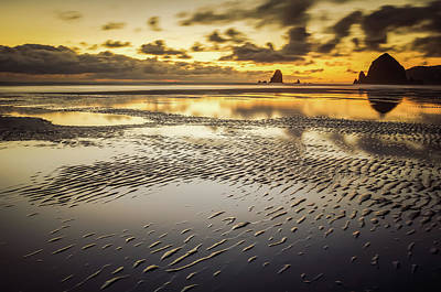 Photograph - Coastal Glow by Don Schwartz