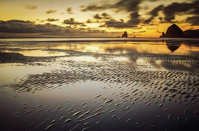 Photograph - Coastal Glow by Don Schwartz