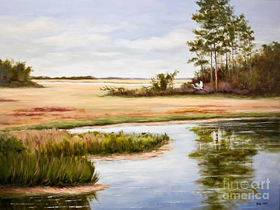 Painting - Coastal Harmony by Glenda Cason