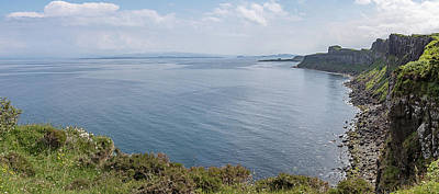 Photograph - Coastal Highlands - Scotland Panorama by Teresa Wilson