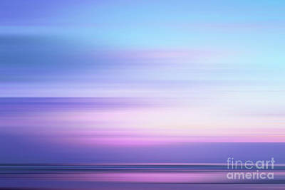 Abstract Landscape Royalty-Free and Rights-Managed Images - Coastal horizon 4 by Delphimages Photo Creations