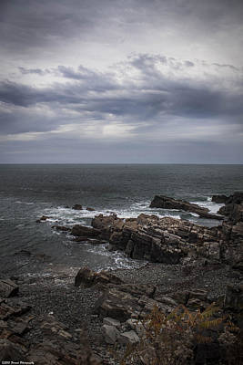 Photograph - Coastal Maine  by Debra Forand