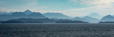Photograph - Coastal Mountains by Trance Blackman