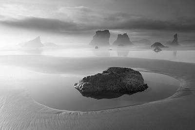 Photograph - Coastal Mystics by Scott Warner