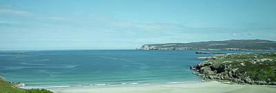 Photograph - Coastal Panorama Near Durness by Teresa Wilson