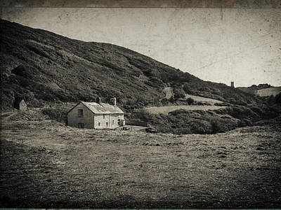 Photograph - Coastal Path To The Mill by Stewart Scott