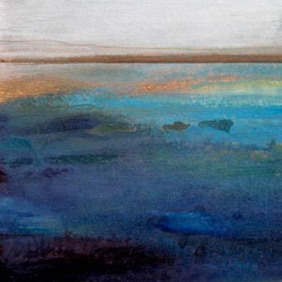 Coastal Scene  Original