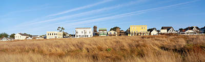 Mendocino Photograph - Coastal Town, Mendocino, California by Panoramic Images