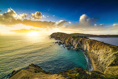 Point Reyes Photograph - Coastal Vibes by Peter Irwindale