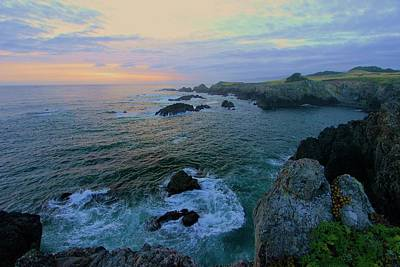 Photograph - Coastal Vision by Sean Sarsfield