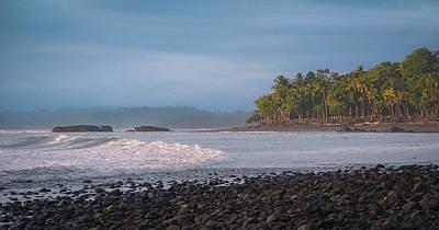 Photograph - Coastal Zone by Paki O'Meara