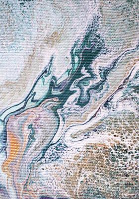Pastel - Coastline by Andrea Anderegg