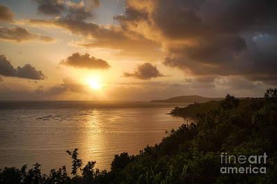 Photograph - Coastline Sunrise by Anthony Bonafede