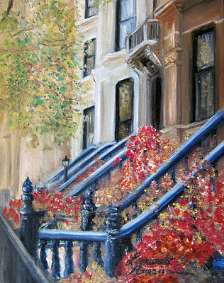 Cobble Hill Art Print