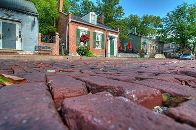 Photograph - Cobble Stone by Steve Stuller