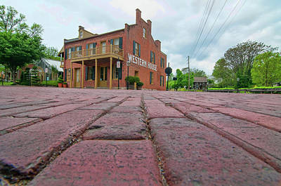 Photograph - Cobbles by Steve Stuller