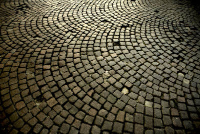 Photograph - Cobblestone by Marilyn Hunt