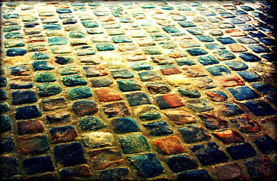 Photograph - Cobblestone Of Versailles by Susie Weaver