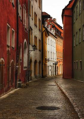 Photograph - Cobblestone Streets I by Kathi Isserman