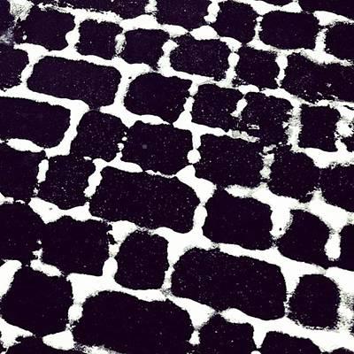 Cobblestones | Stratford Upon Art Print