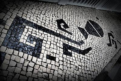 Photograph - Cobblestones by Dora Hathazi Mendes