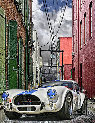 Photograph - Cobra Alley by Tom Griffithe