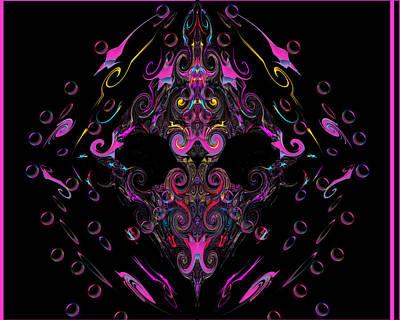Digital Art - Cobra by Subbora Jackson