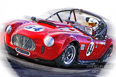Photograph - Cobra by Tom Griffithe