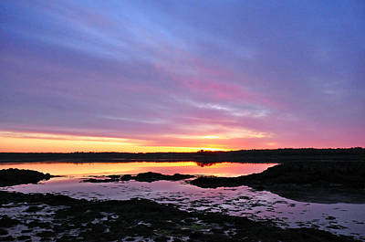 Photograph - Cobscook Bay Sunrise 2 by Glenn Gordon