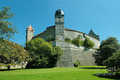 Photograph - Coburg Fortress 5 by Rudi Prott