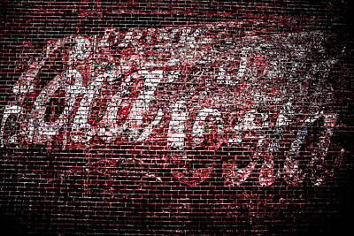 Photograph - Coca Cola Art by Spencer McDonald