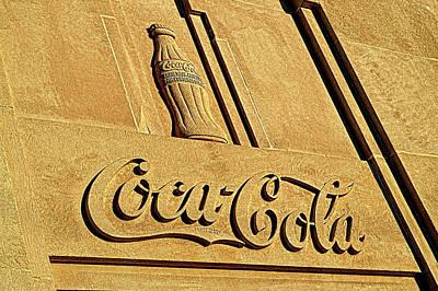 Photograph - Coca Cola Building by Jason Bohannon